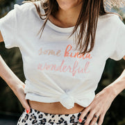 Women's T-Shirt - Some Kinda Wonderful | Branche Online Store | Melbourne