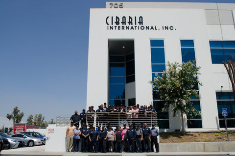 Cibaria Soap Supply Team