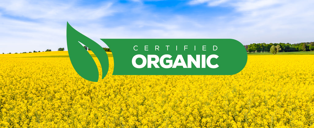 Certified Organics at Cibaria Int'l