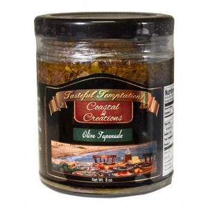 Spread - Olive Tapenade 12/8oz. - Cibaria Store Supply