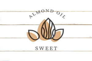 Almond Oil, Sweet, Certified and Non-GMO Project Verified