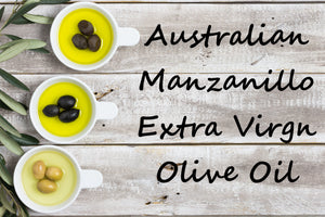 Australian Manzanilla Extra Virgin Olive Oil - Cibaria Store Supply