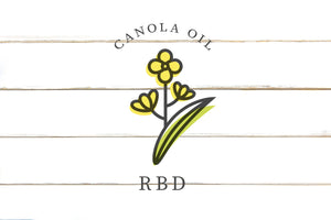Canola Oil, RBD, Certified and Non-GMO Project Verified