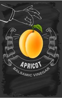 Balsamic Vinegar - Apricot - Cibaria Store Supply