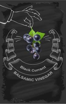 Balsamic Vinegar - Black Currant