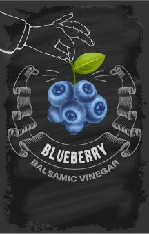 Balsamic Vinegar - Blueberry - Cibaria Store Supply