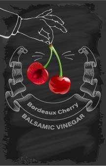 Balsamic Vinegar - Bordeaux Cherry