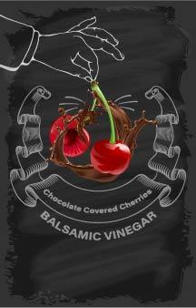 Balsamic Vinegar - Chocolate Covered Cherries - Cibaria Store Supply
