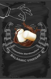 Balsamic Vinegar - Chocolate Mashmallow - Cibaria Store Supply
