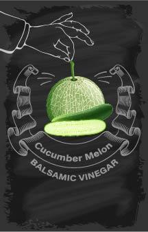 Balsamic Vinegar - Cucumber Melon