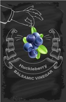 Balsamic Vinegar - Huckleberry