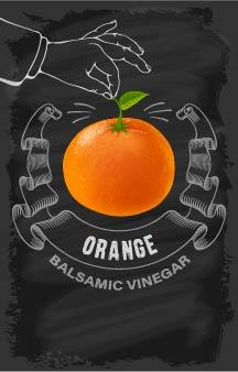 Balsamic Vinegar - Orange - Cibaria Store Supply