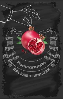 Balsamic Vinegar - Pomegranate