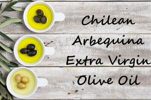 Chilean Arbequina Extra Virgin Olive Oil - Cibaria Store Supply