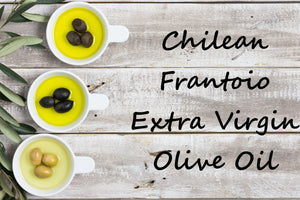 Chilean Frantoio Extra Virgin Olive Oil - Cibaria Store Supply