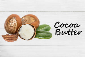 Cocoa Butter, Natural 7 lbs