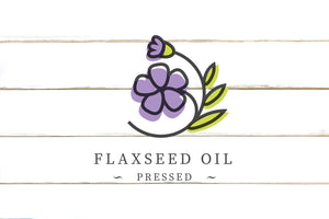 Flaxseed Oil, Pressed