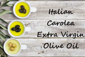 Italian Carolea Extra Virgin Olive Oil - Cibaria Store Supply