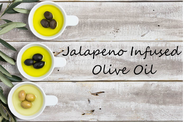 Infused Olive Oil - Jalapeno