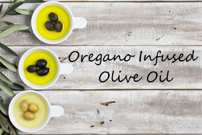 Infused Olive Oil - Oregano