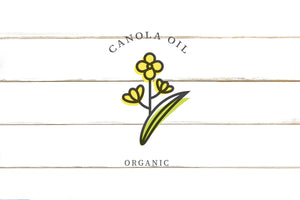 Organic Canola Oil, Expeller Pressed, Certified and Non-GMO Project Verified