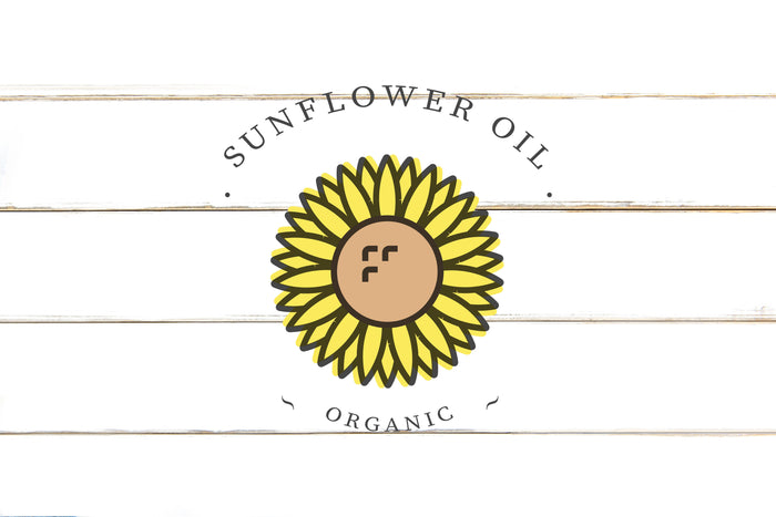 Organic Sunflower Oil, High Oleic, Certified and Non-GMO Project Verified