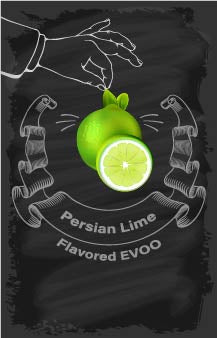 Persian Lime Flavored EVOO