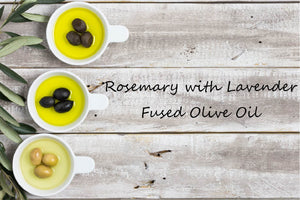 Fused Olive Oil - Rosemary Lavender - Cibaria Store Supply