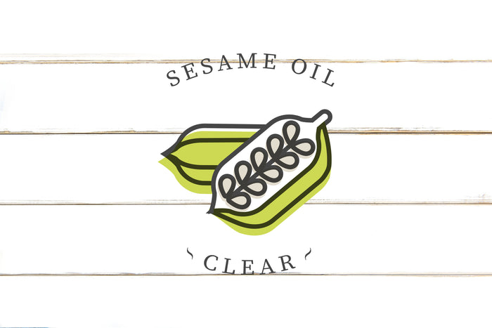 Sesame Oil, Clear