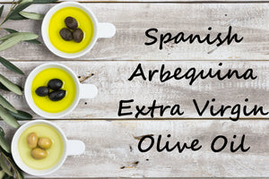 Spanish Arbequina Extra Virgin Olive Oil - Cibaria Store Supply
