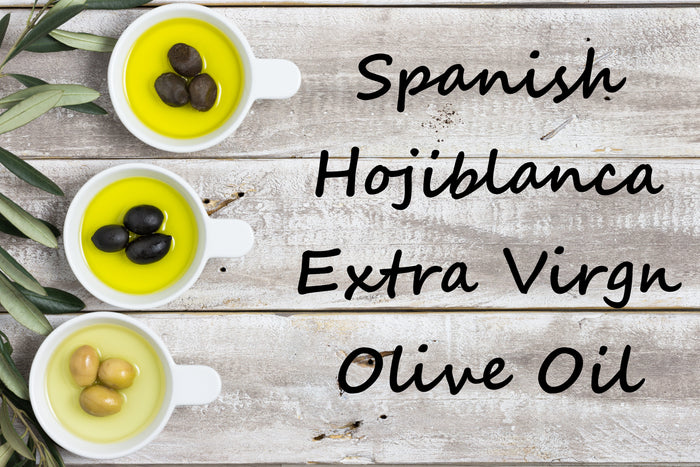Extra Virgin Olive Oil - Spanish Hojiblanca