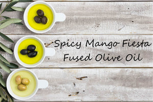 Fused Olive Oil - Spicy Mango Fiesta - Cibaria Store Supply