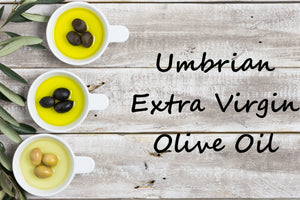 Italian Umbrian Region Extra Virgin Olive Oil - Cibaria Store Supply