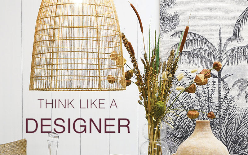 THINK LIKE AN INTERIOR DESIGNER WITH COLOUR