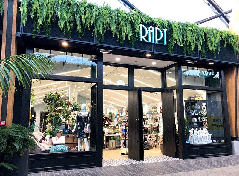 RAPT STORE FRONT