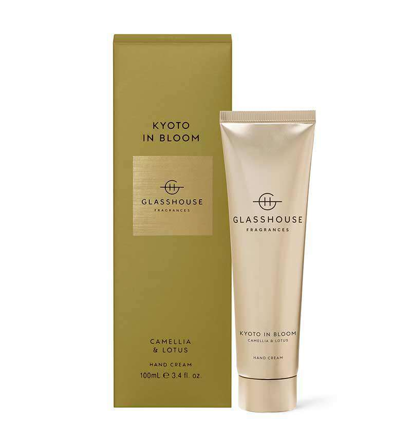 100ml KYOTO IN BLOOM Hand Cream