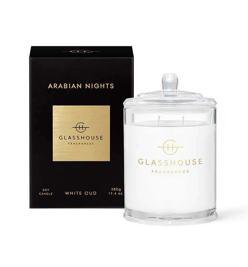 380g ARABIAN NIGHTS Candle