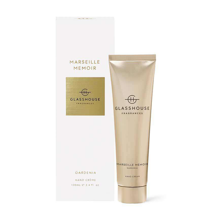 100ml MARSEILLE MEMOIR Hand Cream