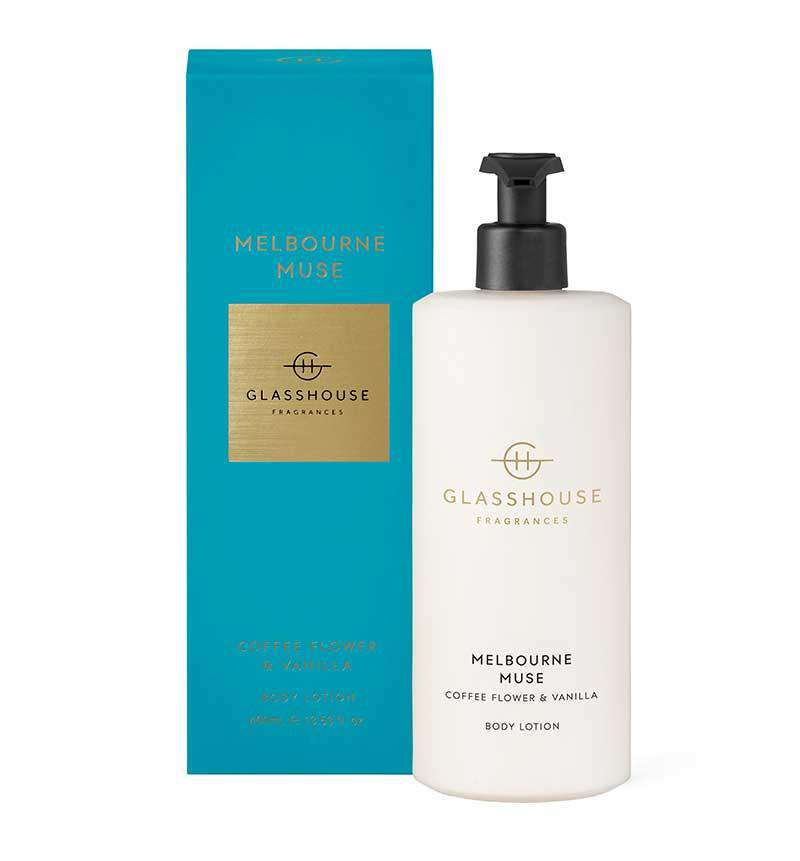 400ml MELBOURNE MUSE Body Lotion