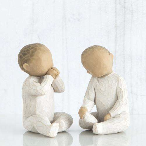 TWO TOGETHER FIGURINE