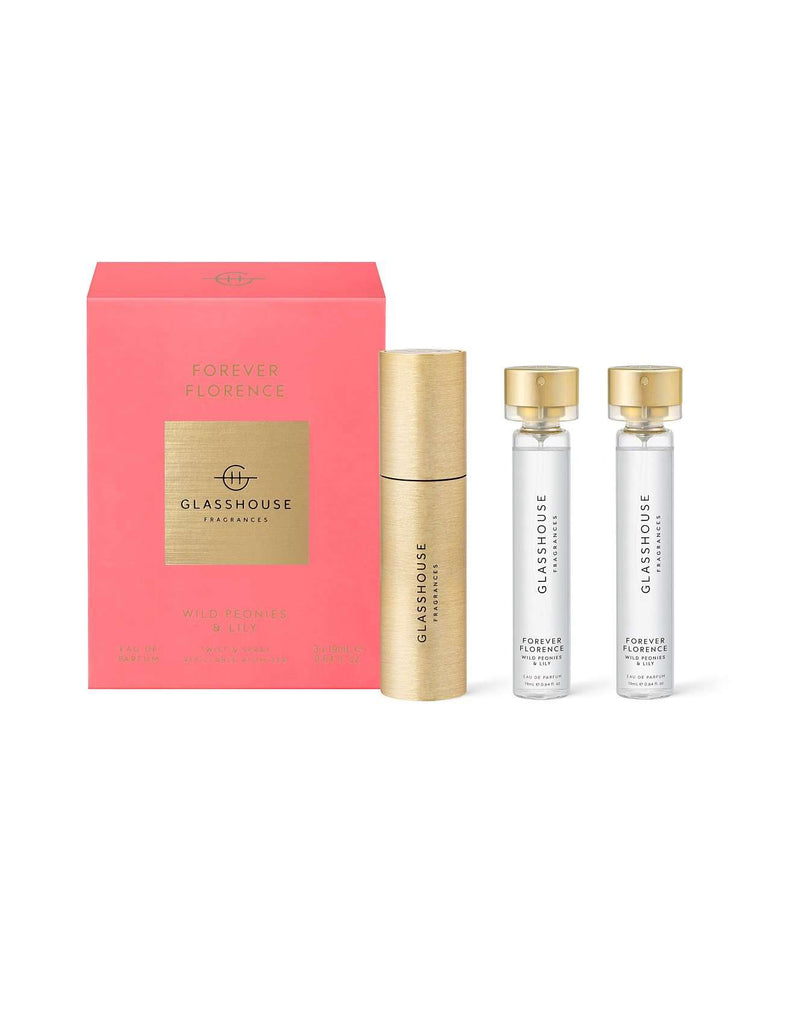 57ml FOREVER FLORENCE EDP (3 x 190ml)