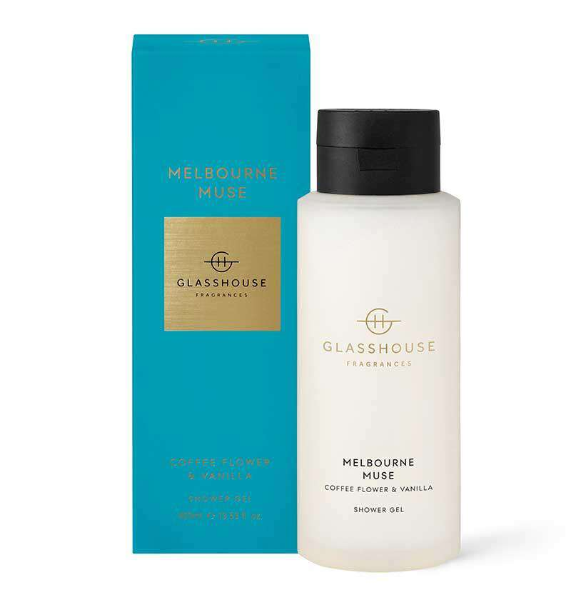 400ml MELBOURNE MUSE Shower Gel