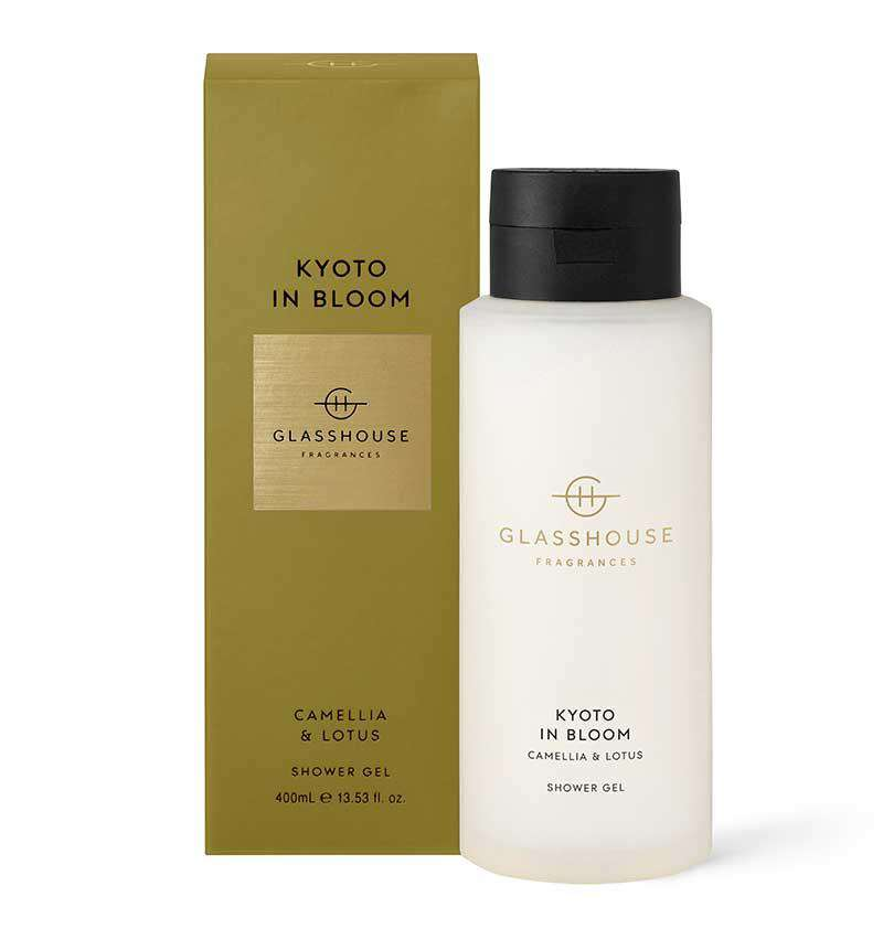 400ml KYOTO IN BLOOM Shower Gel