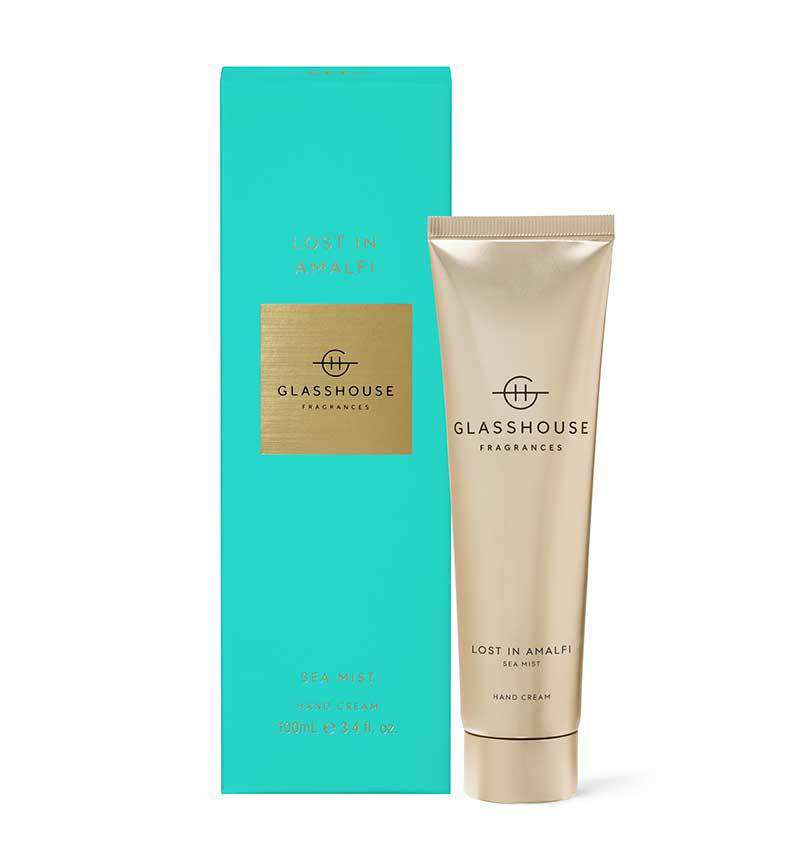 100ml LOST IN AMALFI Hand Cream