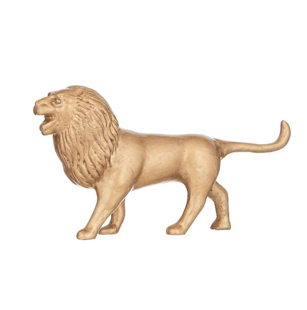 ORO LION SCULPTURE