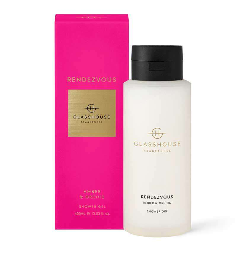 400ml RENDEZVOUS Shower Gel