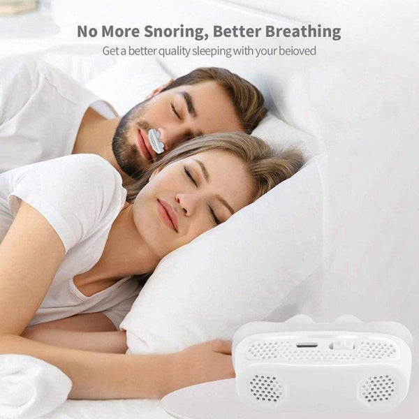 ELECTRIC ANTI SNORE DEVICE