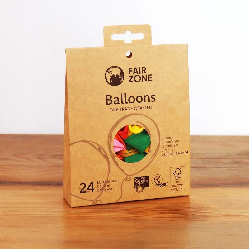 Biodegradable Globos de Latex - Ecomania Online