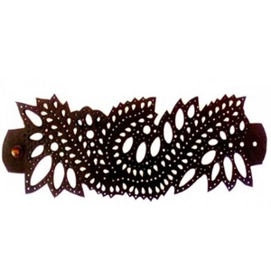 Pulsera de Vegan Leather - Camara de Bicicleta Reciclada