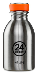 Botella de Acero Inoxidable 250ml Urban - Ecomania Online